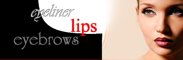 eyebrows-lips